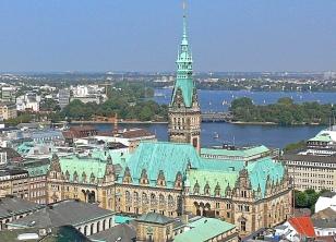 Hamburg Townhall