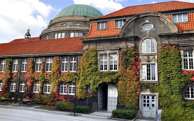 University's Main Building